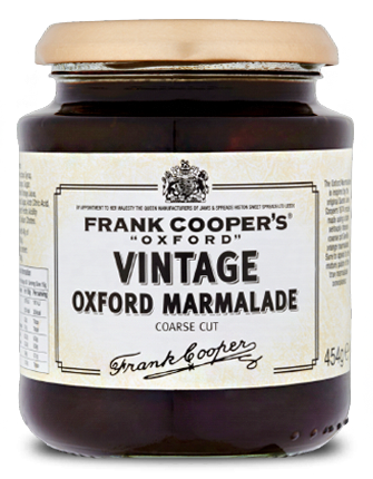 Vintage Oxford Marmalade