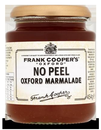 No Peel Oxford Marmalade