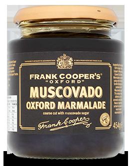 Muscovado Oxford Marmalade